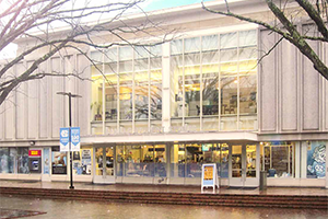 Student Stores Building