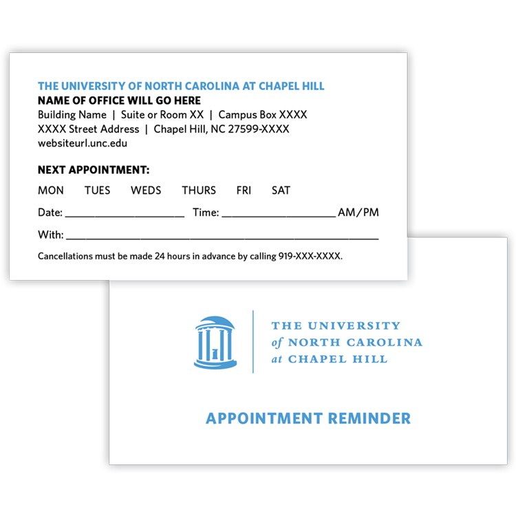 Business Cards and Stationery - Campus Enterprises