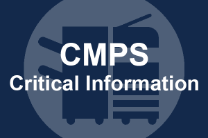 Carolina Managed Print Services Critical Information